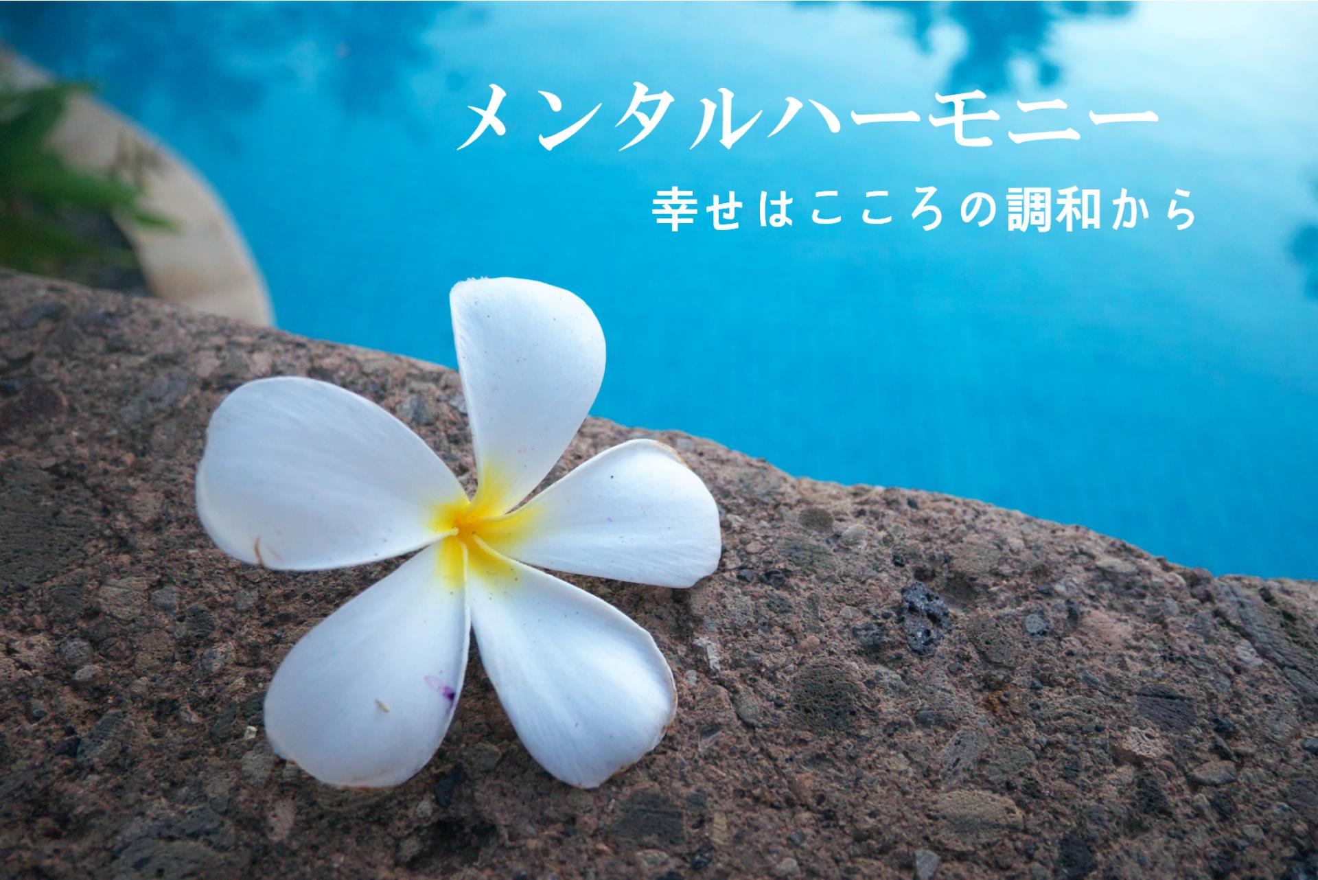 【MENTAL HARMONY公式】  メンタルハーモニー